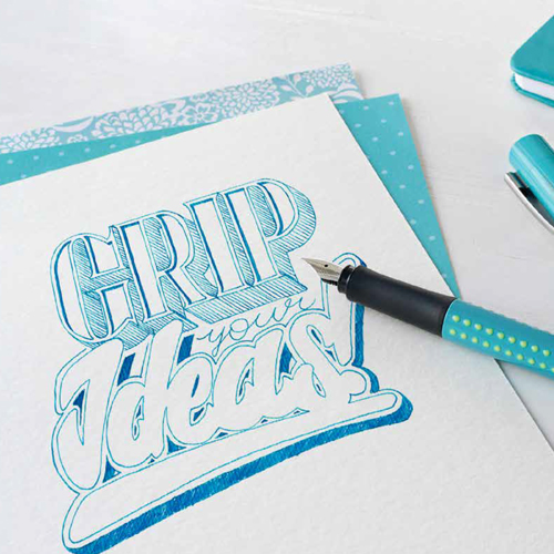 Faber Castell grip your ideas